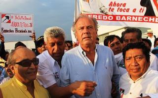 """""""Humala es responsable, cumplirá mandato hasta el último día"""""""