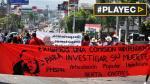 Honduras: miles exigen justicia por asesinato de Berta Cáceres - Noticias de tulio pita