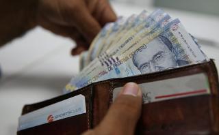 """Ollanta Humala: """"Estamos evaluando aumento del sueldo mínimo"""""""