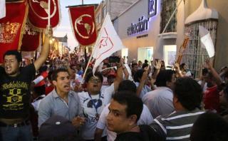 Apristas se enfrentan a opositores a Keiko y García en Trujillo