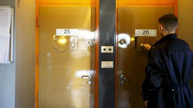 La cárcel de Skien, donde está Breivik, es un poco más cercana a la idea común de lo que es una cárcel. (Foto: Reuters)