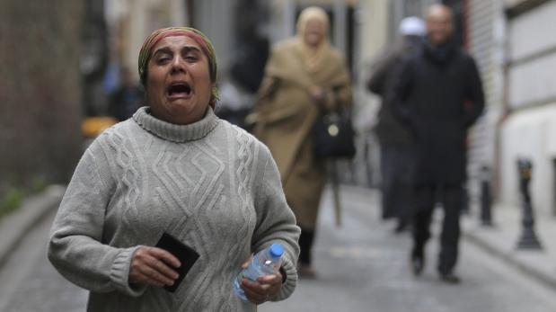 Estambul, en Turquía, fue escenario nuevamente de un ataque terrorista. (Reuters)
