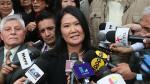 Keiko: Fiscalización del JNE pide más plazo para informe - Noticias de heriberto benites