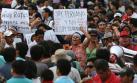 Keiko Fujimori: marchan por tercera vez para pedir su exclusión