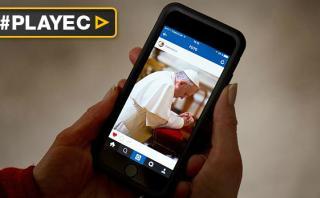 """Papa Francisco en Instagram: """"Inicio un nuevo camino"""""""