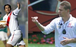 Cuando Paulo Autuori le dio la capitanía a Claudio Pizarro