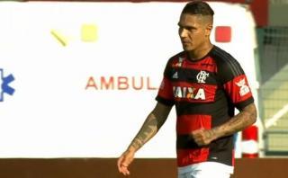 Con Paolo Guerrero: Flamengo empató 0-0 ante Fluminense