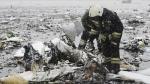 La tragedia aérea que dejó 62 personas muertas en Rusia - Noticias de accidente en chincha