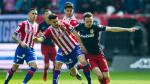 Atlético de Madrid cayó 2-1 ante Gijón por Liga BBVA [VIDEO] - Noticias de antonio sanabria
