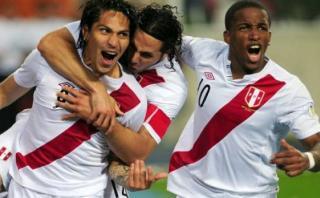 Pizarro, Farfán, Guerrero y sus goles con la selección peruana