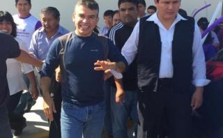 Julio Guzmán: ¿qué hace tras quedar fuera de las elecciones?