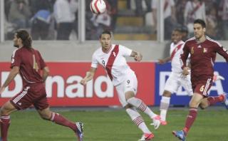 Perú vs. Venezuela: día, hora y canal de juego de Eliminatorias