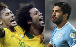 Brasil vs. Uruguay: día, hora y canal del duelo en Recife