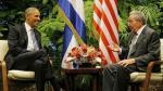 Así fue el histórico cara a cara de Obama y Raúl Castro en Cuba - Noticias de hugo chavez frias