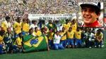 Ayrton Senna: el día en que Brasil le dedicó un título mundial - Noticias de carlos alberto parreira