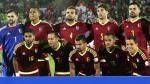 Selección de Venezuela: la 'Vinotinto' ya concentra en Lima - Noticias de daniel villanueva rosales