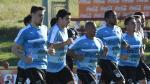 Luis Suárez regresó a su selección tras 20 meses (FOTOS) - Noticias de mundial brasil 2014