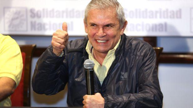 La aprobación de Luis Castañeda se mantiene en 69%
