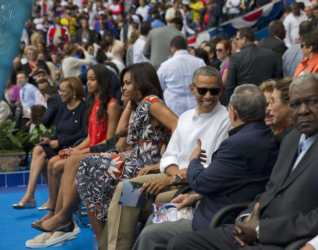 Barack Obama en Cuba. (Foto: AP)