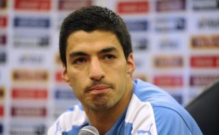 Suárez lloró al recordar a médico que lo recuperó para mundial