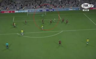 Golazo con Neymar en el FIFA 16 ¿mejor o igual a la realidad?