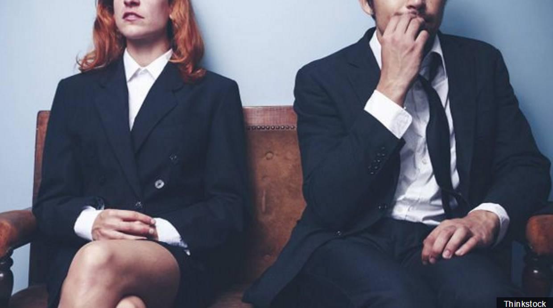 Trabajo y salario. Es importante que te muestres confiado y motivado. (Foto: BBC Mundo)