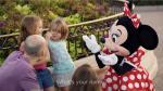 Disney: la niña sorda que pudo comunicarse con Minnie - Noticias de parque tematico