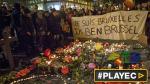Bruselas se llena de mensajes de solidaridad tras los atentados - Noticias de brandeburgo