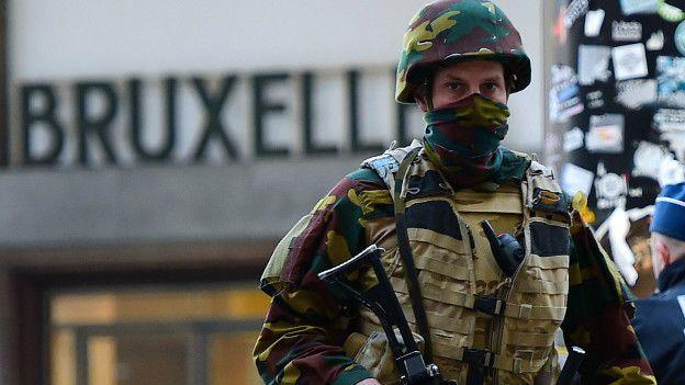 Los ataques cuestionan la capacidad de las fuerzas de seguridad de Bélgica, un país con fuertes diferencias internas. (Foto: Getty Images)