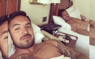 Vargas y Pizarro comparten concentración en selección peruana