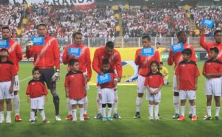 Selección peruana y el mensaje que le darán a los candidatos
