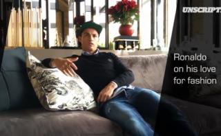Cristiano Ronaldo se dedicará a la moda cuando deje el fútbol