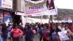Ex prófugo Waldo Ríos fue recibido con banda de músicos [VIDEO] - Noticias de huaraz
