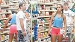 Nicola Porcella y Angie Arizaga fueron captados juntos [FOTOS] - Noticias de esto es guerra en verano