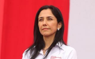 """Nadine Heredia: """"El Perú recuerda sus días más oscuros"""""""