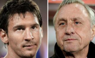 Johan Cruyff : la última entrevista que dio a un medio peruano