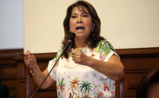 Chávez a Nadine: Hay que ser sinvergüenza para dar ese mensaje