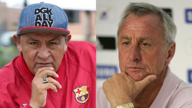 Johan Cruyff: Pensamos que Sotil podría haberse ...