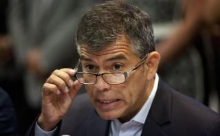 """Guzmán: """"Las normas electorales se aplican de manera selectiva"""""""