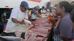 Suben precios en terminal pesquero de Villa María del Triunfo