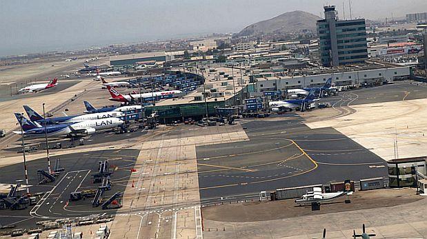 Nueva pista de aterrizaje de Jorge Chávez costaría US$1200 mlls