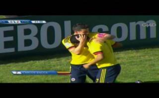 Colombia vs. Bolivia: Carlos Bacca anotó el segundo cafetero