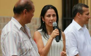 Nadine Heredia: Alan García busca una elección de impunidad