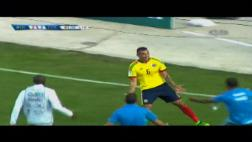Colombia vs. Bolivia: Cardona marcó el gol del triunfo cafetero