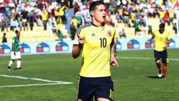 Colombia venció 3-2 a Bolivia por las Eliminatorias Rusia 2018