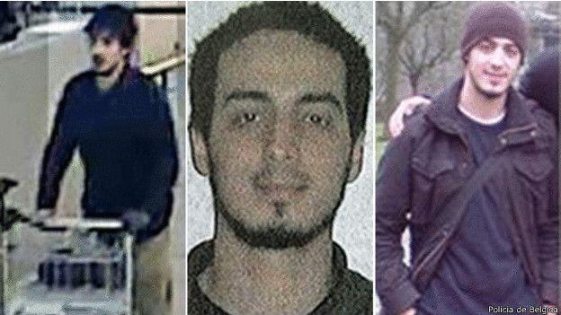 Es el principal sospechoso de los ataques de París. (Foto: Policía de Bélgica)