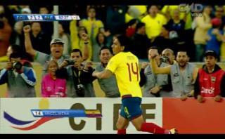 Ecuador vs. Paraguay: Mena marcó así el empate en último minuto