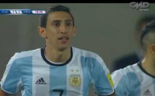 Chile vs. Argentina: Di María anotó golazo para el 1-1
