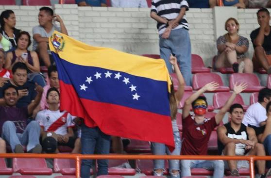 Perú vs. Venezuela: así se vive el ambiente en el Nacional