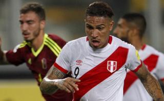 Perú vs Venezuela: Guerrero se perdió la más clara de Perú